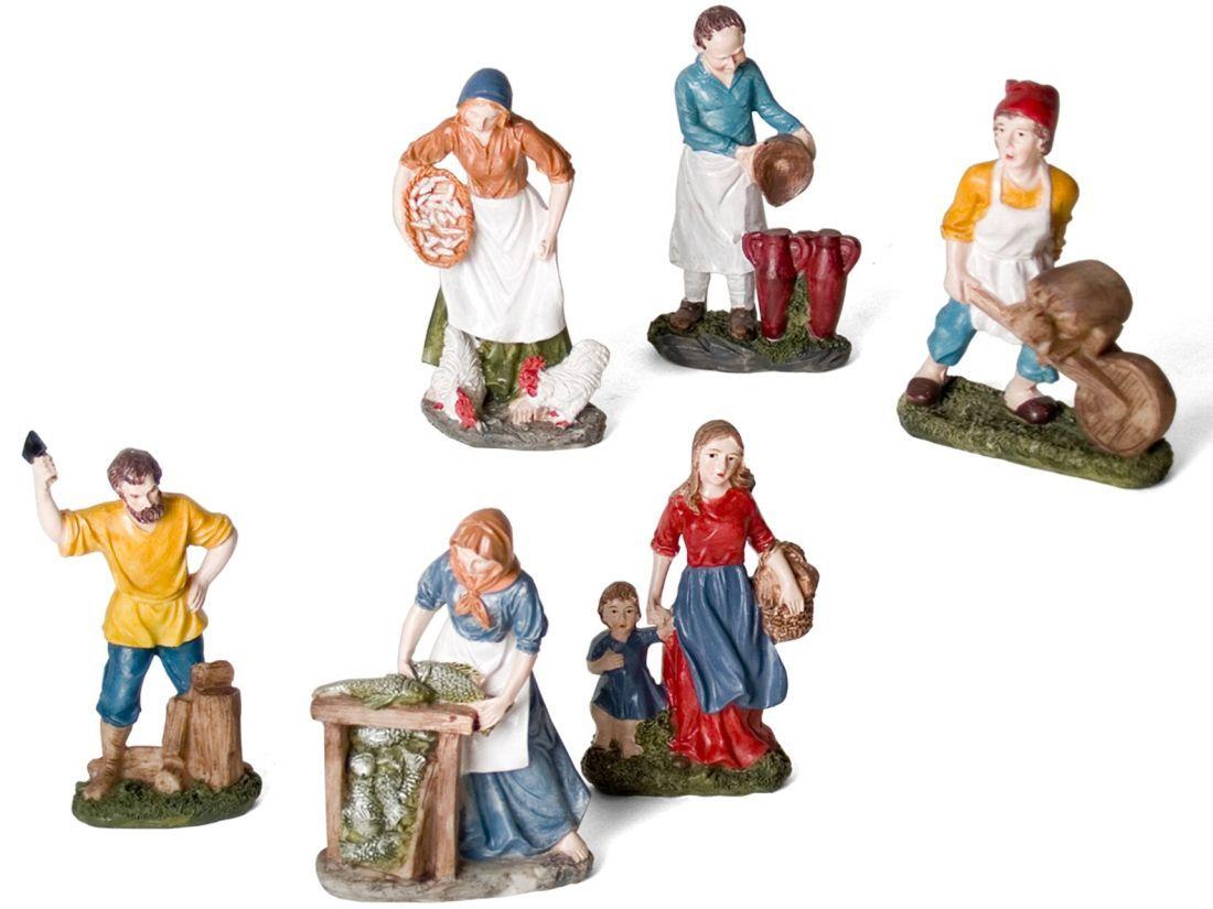 7238e2ca0c0 Figuras oficios belen surtido a elegir mayoristas jpg 1100x825 Figuras de  belen